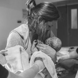 Jana Woodhouse birth & babies